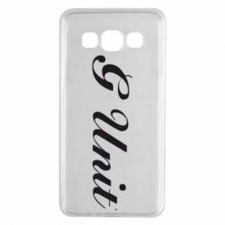 Чехол для Samsung A3 2015 G Unit