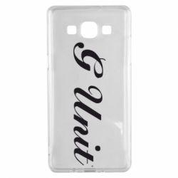 Чохол для Samsung A5 2015 G Unit