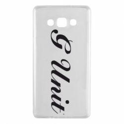 Чохол для Samsung A7 2015 G Unit