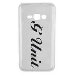 Чехол для Samsung J1 2016 G Unit
