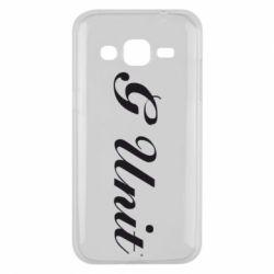 Чехол для Samsung J2 2015 G Unit