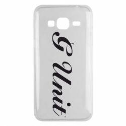 Чохол для Samsung J3 2016 G Unit