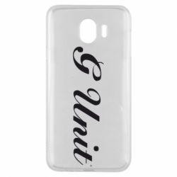 Чохол для Samsung J4 G Unit