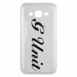 Чохол для Samsung J5 2015 G Unit