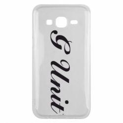 Чехол для Samsung J5 2015 G Unit
