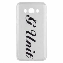 Чехол для Samsung J5 2016 G Unit