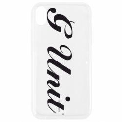 Чохол для iPhone XR G Unit