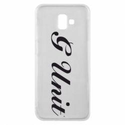 Чехол для Samsung J6 Plus 2018 G Unit