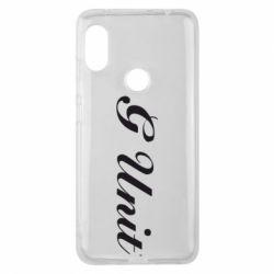 Чохол для Xiaomi Redmi Note Pro 6 G Unit