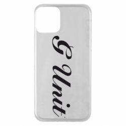 Чохол для iPhone 11 G Unit