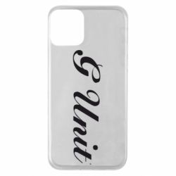 Чехол для iPhone 11 G Unit