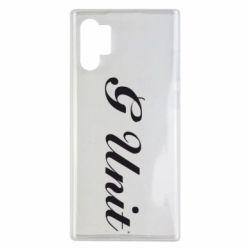 Чехол для Samsung Note 10 Plus G Unit