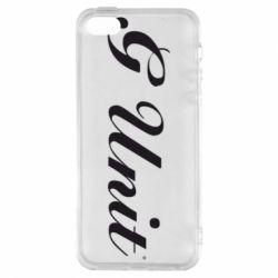 Чехол для iPhone5/5S/SE G Unit