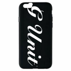 Чехол для iPhone 6/6S G Unit