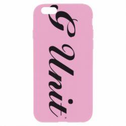 Чехол для iPhone 6 Plus/6S Plus G Unit