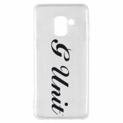 Чехол для Samsung A8 2018 G Unit
