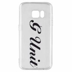 Чехол для Samsung S7 G Unit