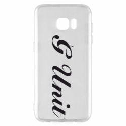 Чехол для Samsung S7 EDGE G Unit