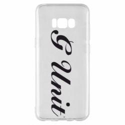 Чохол для Samsung S8+ G Unit