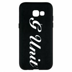 Чохол для Samsung A5 2017 G Unit
