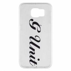 Чехол для Samsung S6 G Unit