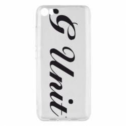 Чохол для Xiaomi Mi5/Mi5 Pro G Unit