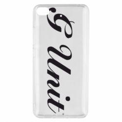Чехол для Xiaomi Mi 5s G Unit