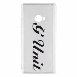 Чохол для Xiaomi Mi Note 2 G Unit