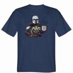 Мужская футболка Galaxy's best dad