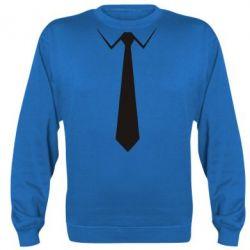 Реглан (світшот) Краватку - FatLine
