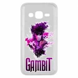 Чехол для Samsung J2 2015 Gambit and hero