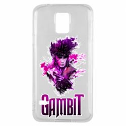 Чехол для Samsung S5 Gambit and hero