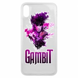 Чехол для iPhone Xs Max Gambit and hero