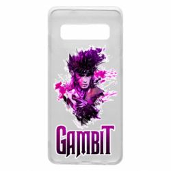 Чехол для Samsung S10 Gambit and hero