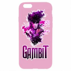 Чехол для iPhone 6 Plus/6S Plus Gambit and hero