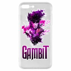 Чехол для iPhone 7 Plus Gambit and hero