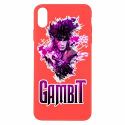 Чехол для iPhone X/Xs Gambit and hero