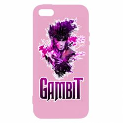 Чехол для iPhone5/5S/SE Gambit and hero