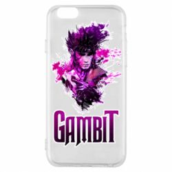 Чехол для iPhone 6/6S Gambit and hero
