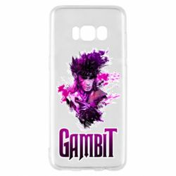 Чехол для Samsung S8 Gambit and hero