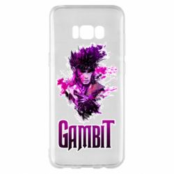 Чехол для Samsung S8+ Gambit and hero