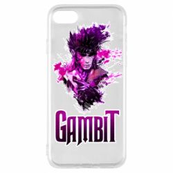 Чехол для iPhone 8 Gambit and hero