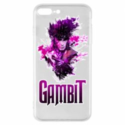 Чехол для iPhone 8 Plus Gambit and hero