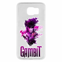 Чехол для Samsung S6 Gambit and hero