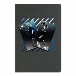Блокнот А5 Gambling Cards The Witcher and Cyrilla