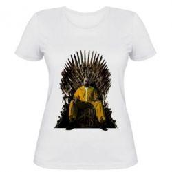 Женская футболка Game of Breaking Bad