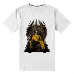 Мужская стрейчевая футболка Game of Breaking Bad