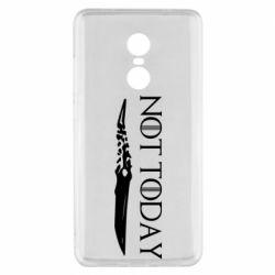 Чехол для Xiaomi Redmi Note 4x Game of Thrones: not today