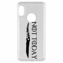 Чехол для Xiaomi Redmi Note 5 Game of Thrones: not today