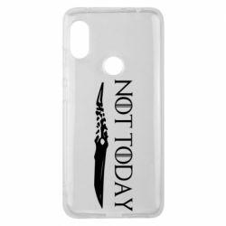 Чехол для Xiaomi Redmi Note 6 Pro Game of Thrones: not today